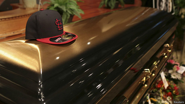Funeral de Michael Brown