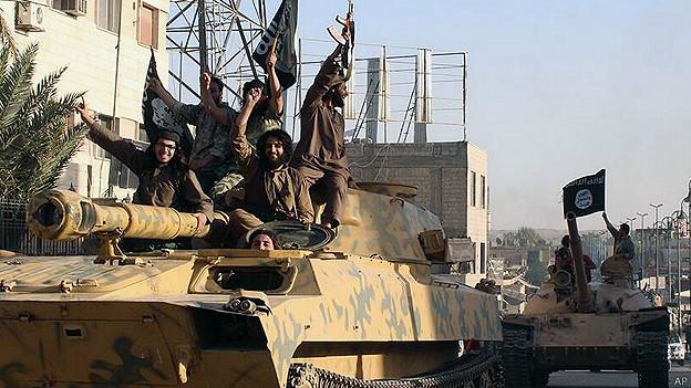 Estado Islâmico | Crédito: AP