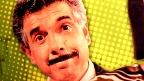 Rubén Aguirre, actor que interpretó a El Profesor Jirafales en la serie El Chavo del 8. Foto: BBC
