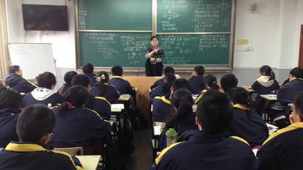 中国中小学生面临巨大压力是一个广受讨论的话题