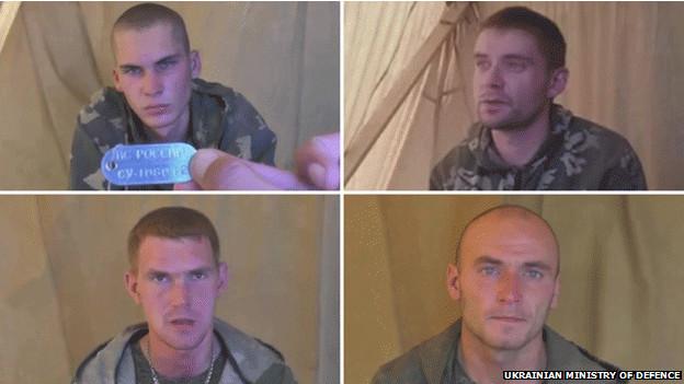 Da série… Me engana que eu gosto: Soldados são presos na Ucrânia, Rússia alega que invasão foi 'acidente'