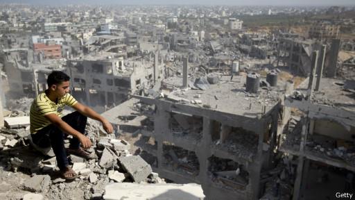 Warga Gaza