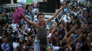 Gaza | Crédito: Reuters