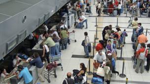 Aeroporto da Argentina / Crédito: BBC