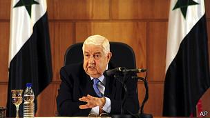 Walid al Moallem