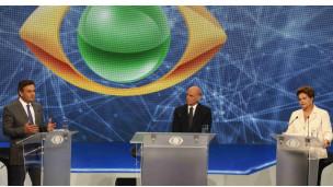 Primeiro debate de presidenciáveis na Band (Reuters)