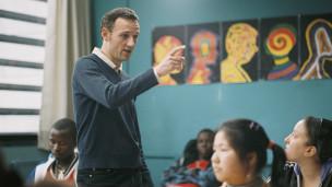 Cena de filme francês estrelado por professor 'Entre os Muros da Escola' (Divulgação)
