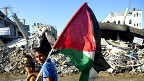 Habitantes en Gaza