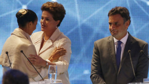 Debate na TV (AFP)