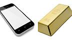 Celular oro