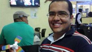 Carlos Cristian Gomes | Foto: Arquivo pessoal