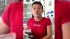 Video conocido como Lady Chiles donde una mujer maltrata a una trabajadora del hogar en México, y que causó polémica en Internet. Foto: BBC
