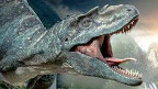 "Dinosaurio de la serie ""Caminando entre dinosaurios"""