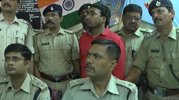 रंजीत कोहली पुलिस के घेरे में
