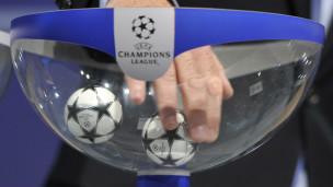 Sorteio UEFA | Crédito: Getty