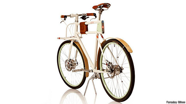 Bicicleta Faraday