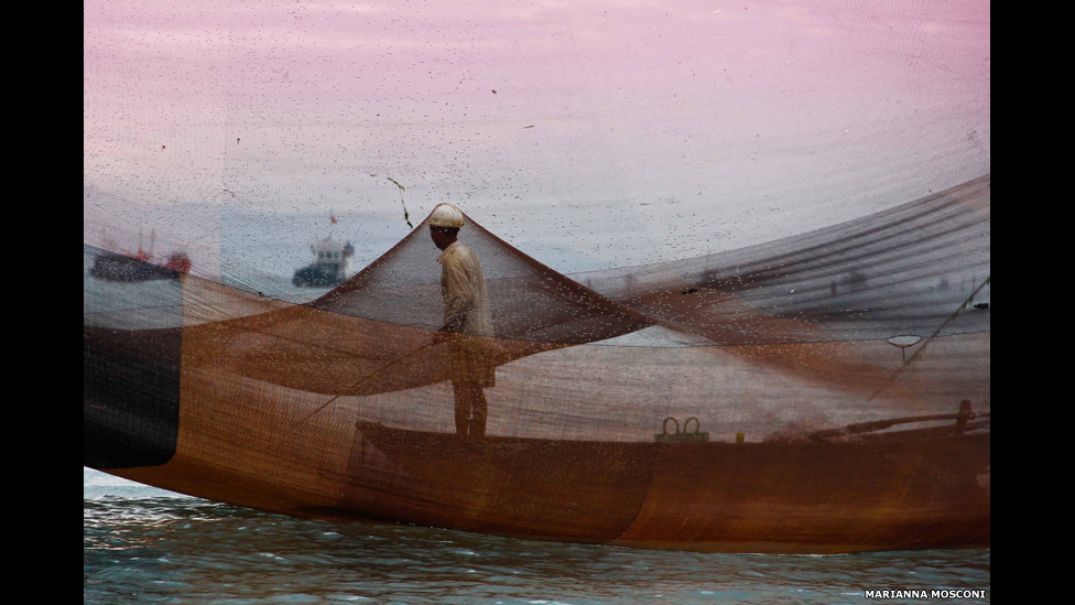 """""""Pescadores"""" (Marianna Mosconi)"""