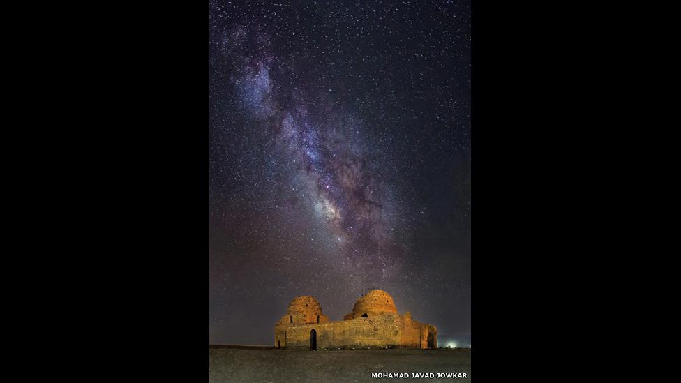 """""""Palácio Sassanid"""" (Mohamad Javad)"""