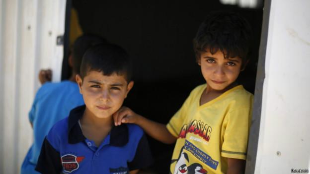 Refugiados (Reuters)