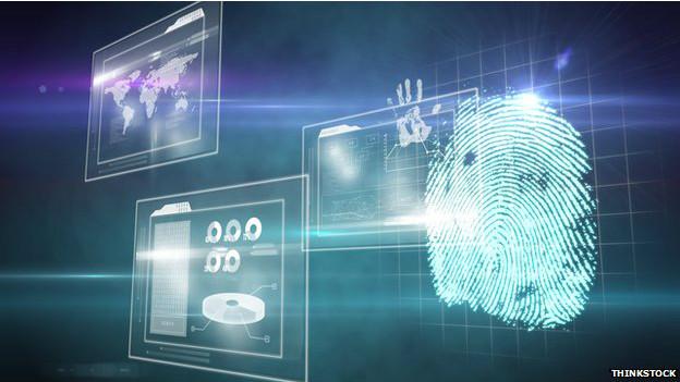 Ilustración sobre seguridad en internet