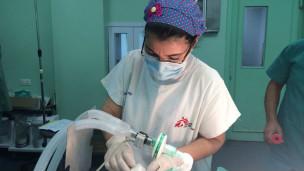 Foto da médica Liliana Andrade