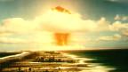 """Ядерный """"гриб"""""""