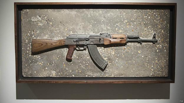 Rifle de asalto M16