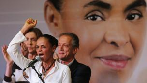 Marina Silva / Crédito: Reuters