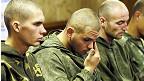 Задержанные на Украине российские десантники