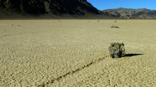 Rochas do Vale da Morte (AP)