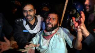 पाकिस्तान में प्रदर्शन
