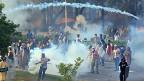 demonstrasi, unjuk rasa, pakistan,
