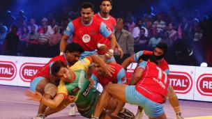 प्रो कबड्डी लीग का फाइनल मैच
