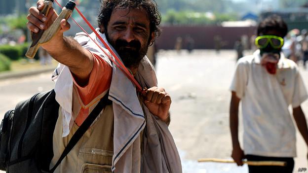 ताहिरुल क़ादरी के समर्थक