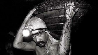 भारत कोयला खनिक