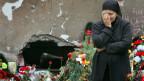 Дина Каргиева, потерявшая в результате теракта в Беслане 12-летнюю дочь