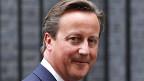 Премьер-министр Великобритании Дэвид Кэмерон идет в парламент 1 сентября 2014 года