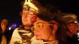 अमरीका के नेवाडा प्रांत के ब्लैक रॉक डेजर्ट में मैन बर्निंग फेस्टिवल
