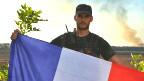 Combatiente francés