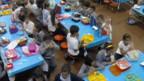 小学生午餐