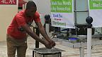 ஆப்பிரிக்காவின் பல நாடுகளில் எபோலா நோய் தாக்குதல் உள்ளது