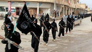 Yihadista en Siria