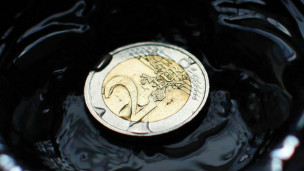 Euro | Crédito: AFP