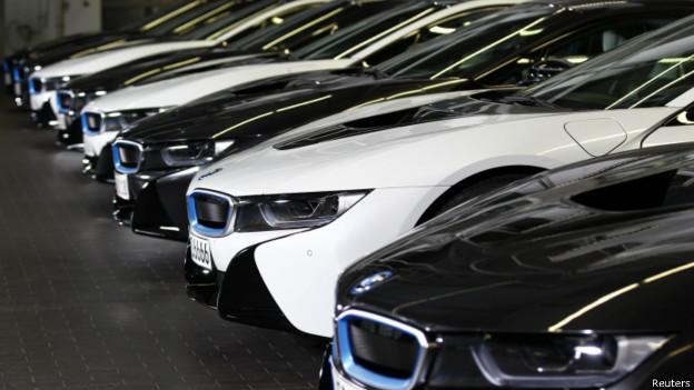 BMW | Crédito: Reuters