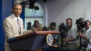 Пресс-конференция Барака Обамы, 28 августа 2014 года