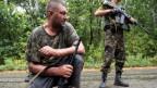 Soldados ucranianos. Foto: AFP