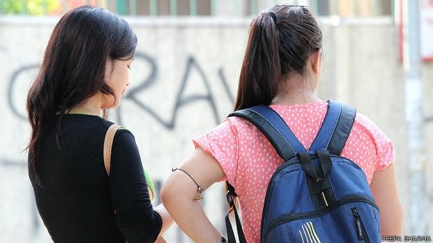 मणिपुरी युवतियां