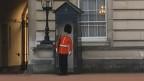 Guardia frente al Palacio de Buckingham