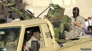 Armamento Estado Islámico