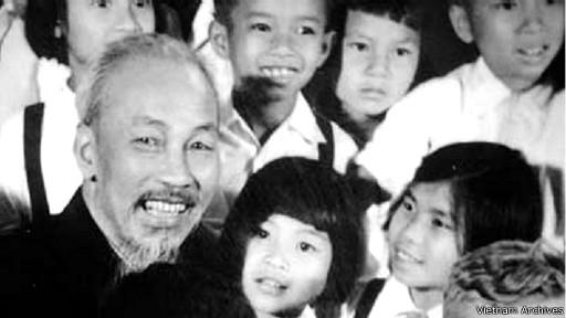 Ông Hò Chí Minh